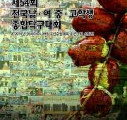 대회 포스터 모음(2017년, 2018년)